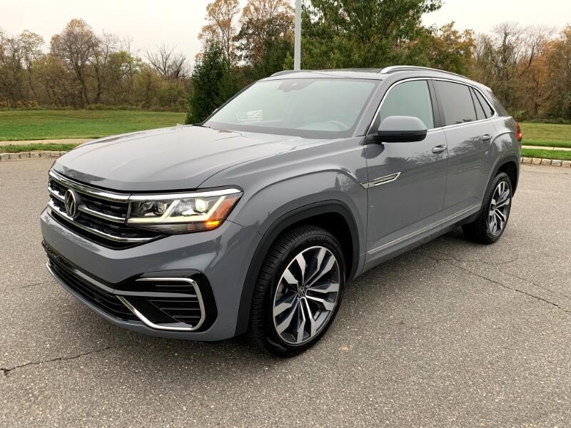 Volkswagen Atlas Cross Sport V6 SEL R-Line 4MOTION 2020