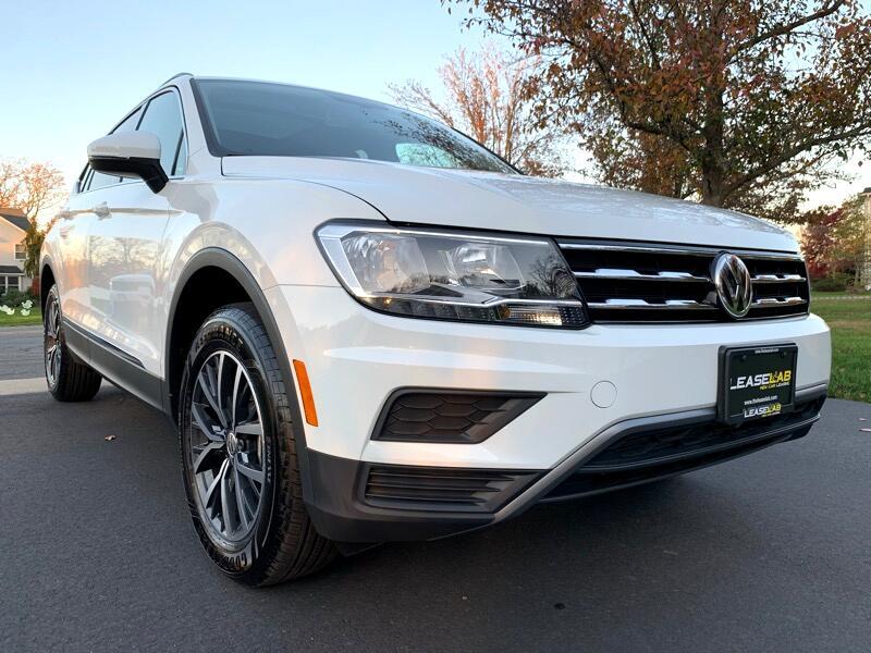 Volkswagen Tiguan SE 4Motion AWD 2020