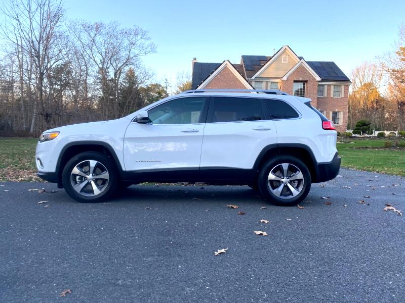 Jeep Cherokee Limited 4WD 2021