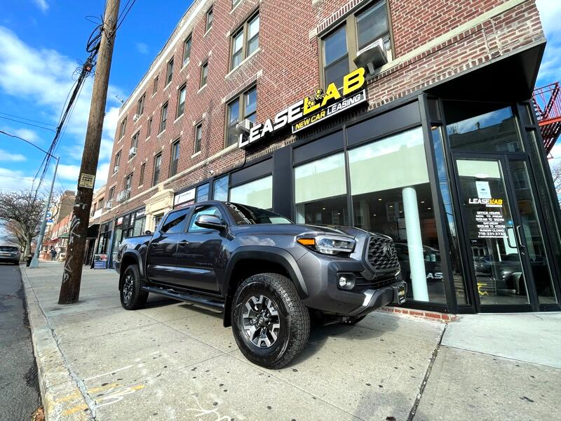 Toyota Tacoma SR5 Double Cab Long Bed V6 6AT 4WD 2021