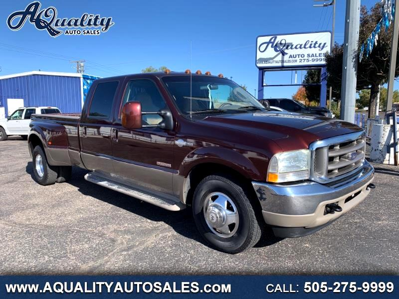 2004 Ford F-350 SD King Ranch Crew Cab 2WD