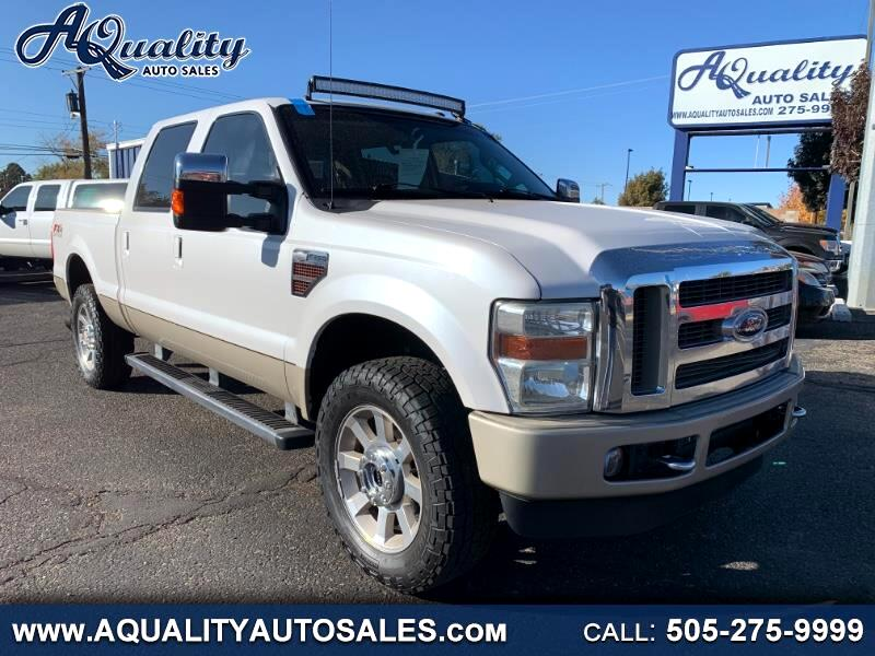 2010 Ford F-350 SD King Ranch Crew Cab 4WD