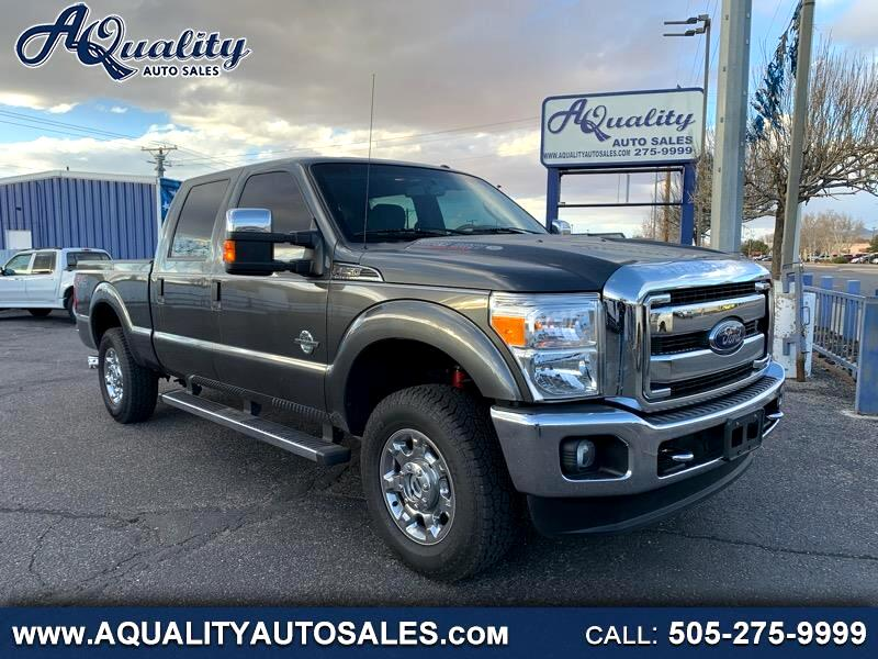 Ford F-250 SD XLT Crew Cab Short Bed 4WD 2016