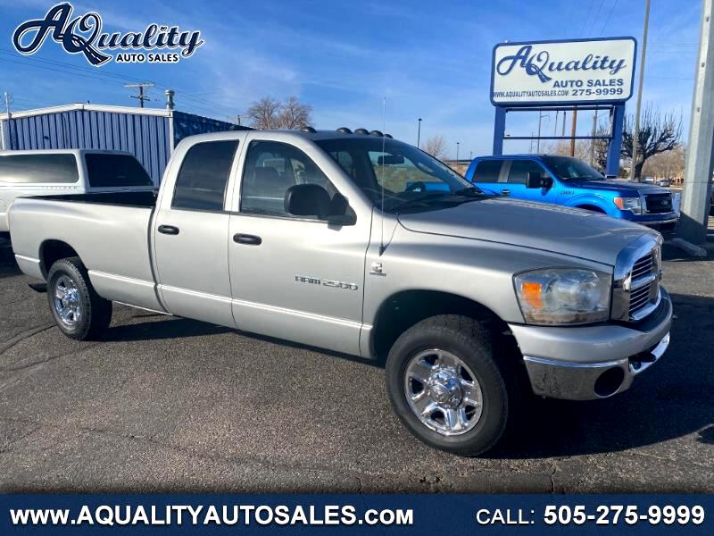 Dodge Ram 2500 ST Quad Cab Long Bed 2WD 2006