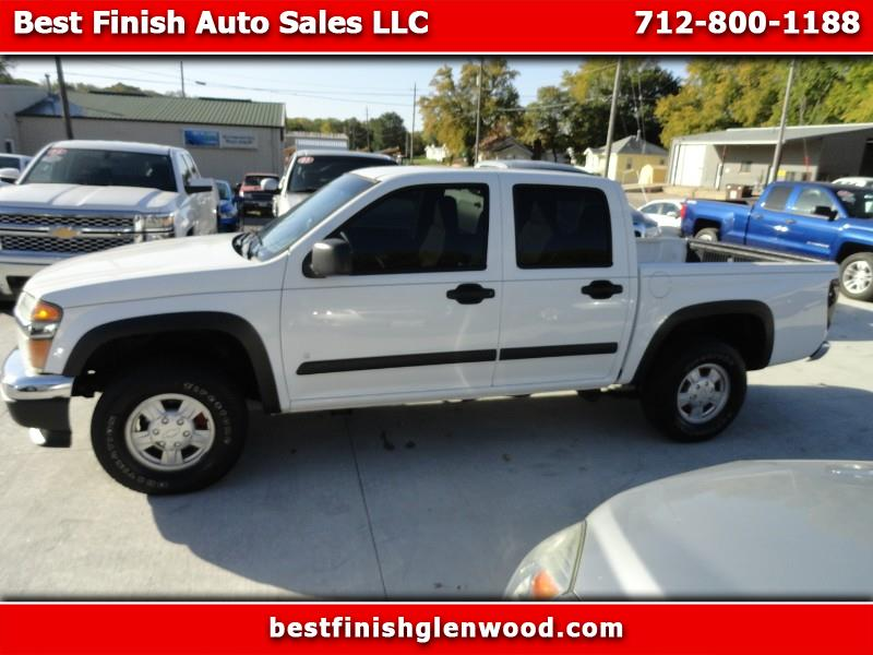 Chevrolet Colorado LT1 Crew Cab 4WD 2006