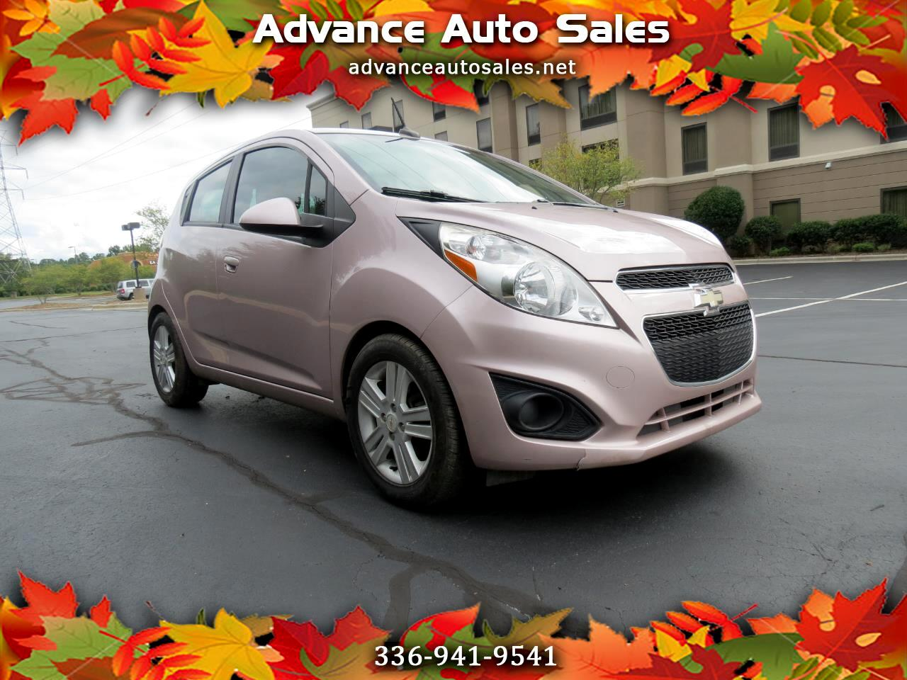 Chevrolet Spark LS Manual 2014