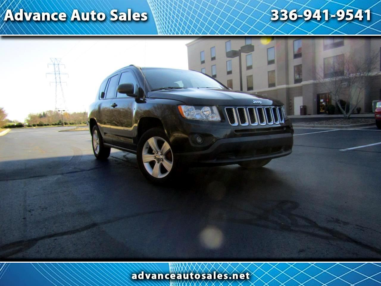 Jeep Compass Latitude FWD 2012