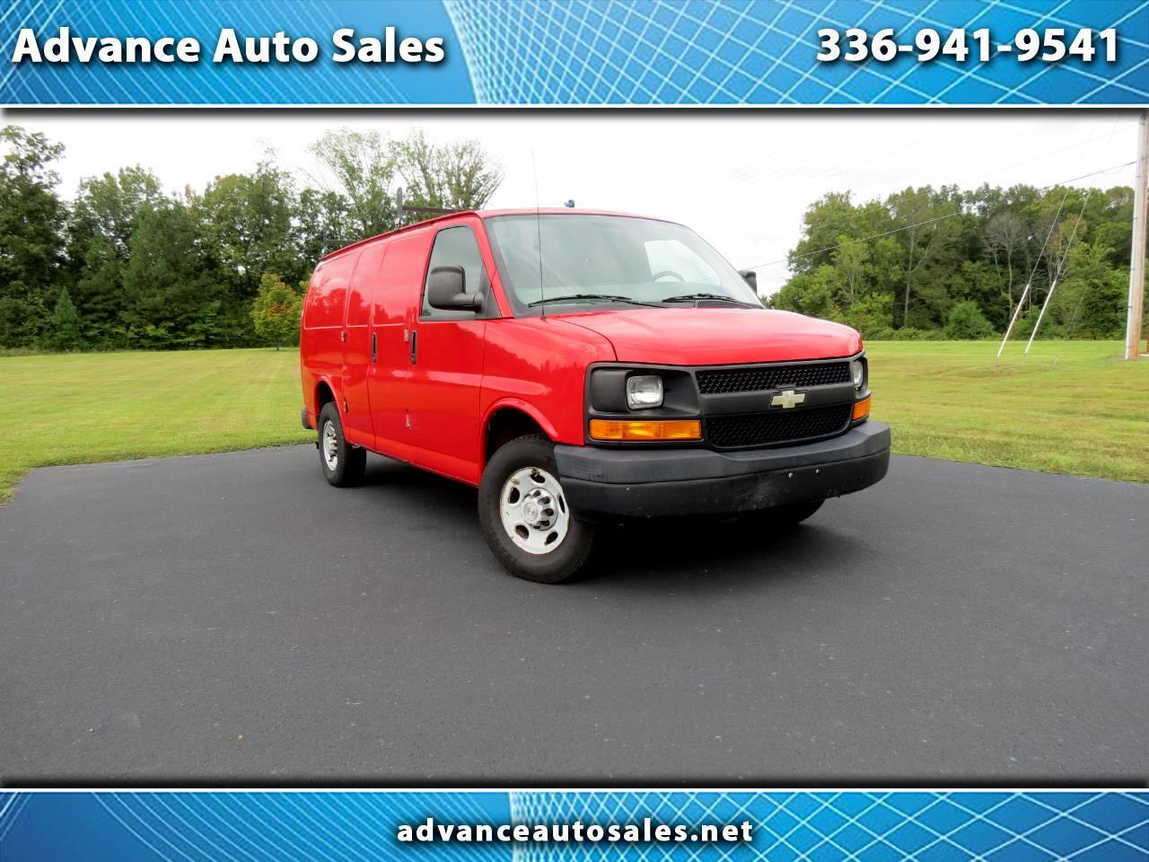 Chevrolet Express 3500 Cargo 2008