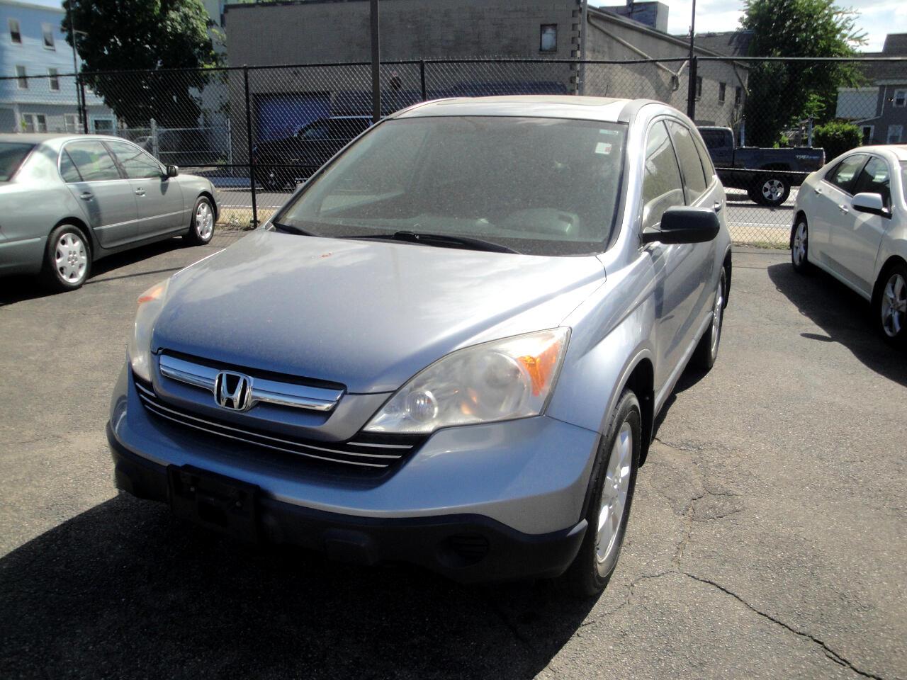 Honda CR-V 4WD 5dr EX 2008