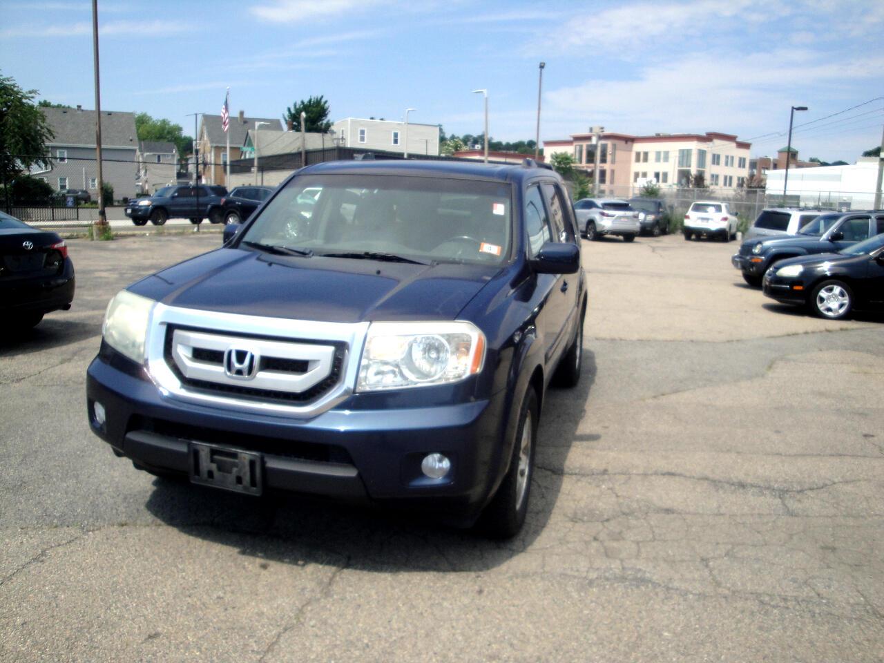Honda Pilot 4WD 4dr EX-L w/RES 2011