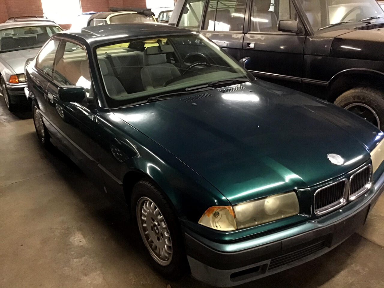 BMW 3-Series 318is 1994
