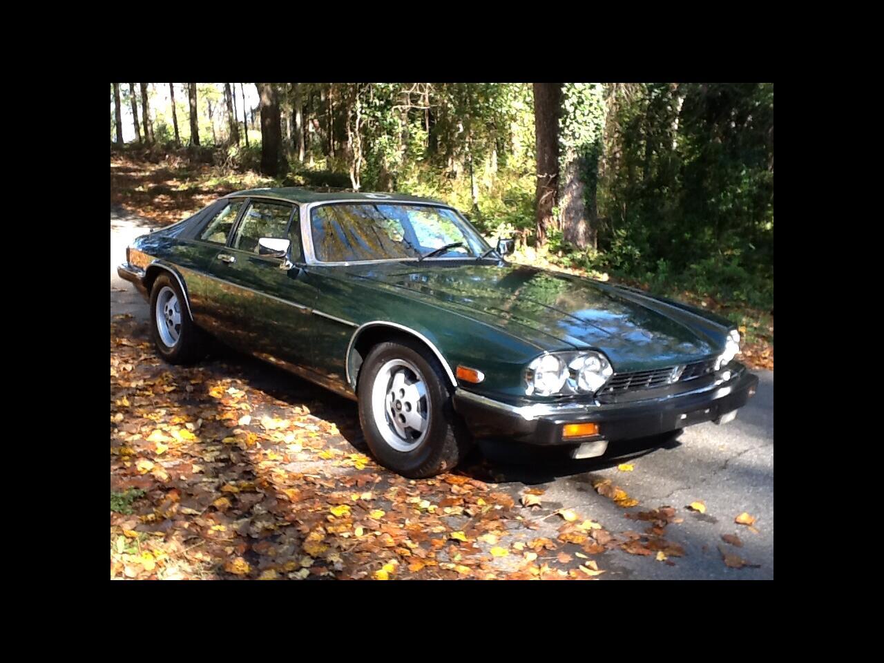 Jaguar XJS Base 1987