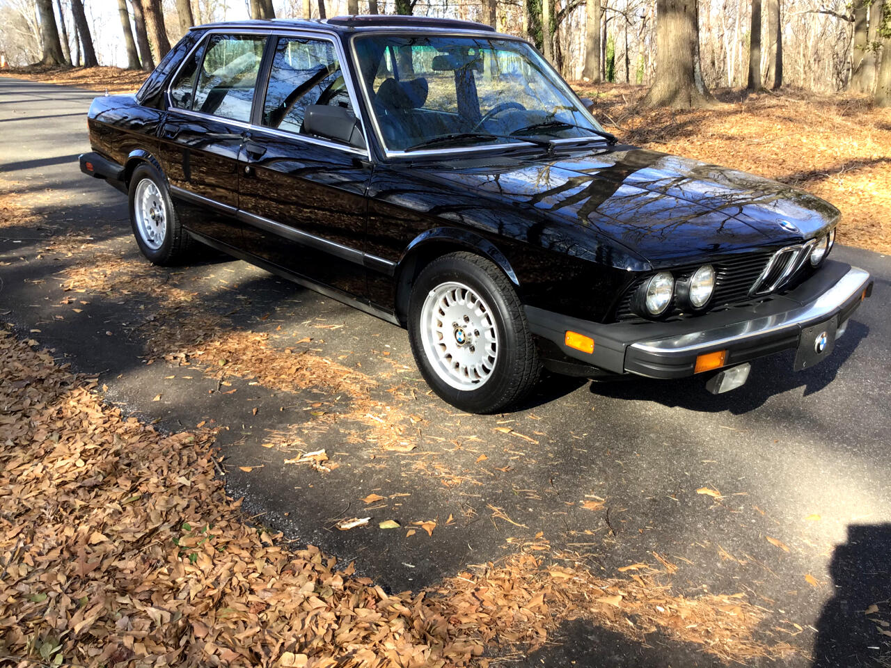BMW 533i Base 1984