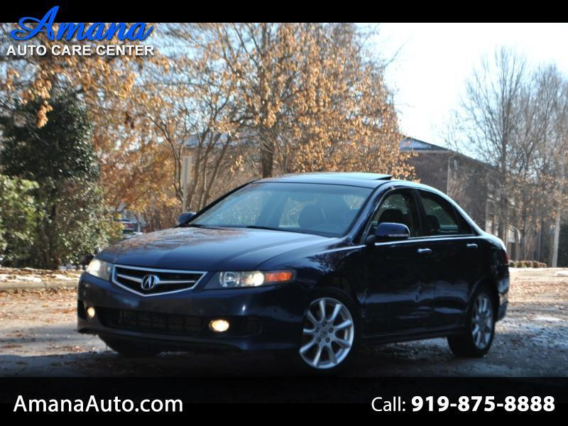 2006 Acura TSX 4dr Sdn AT