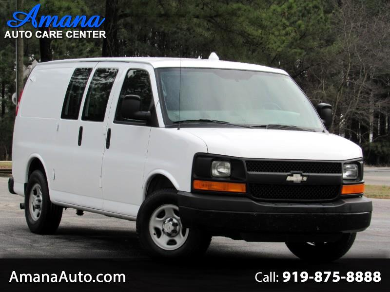 2006 Chevrolet Express 1500 Cargo