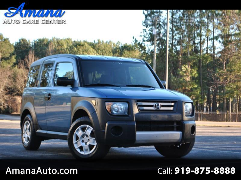 Honda Element 2WD 4dr AT LX 2007