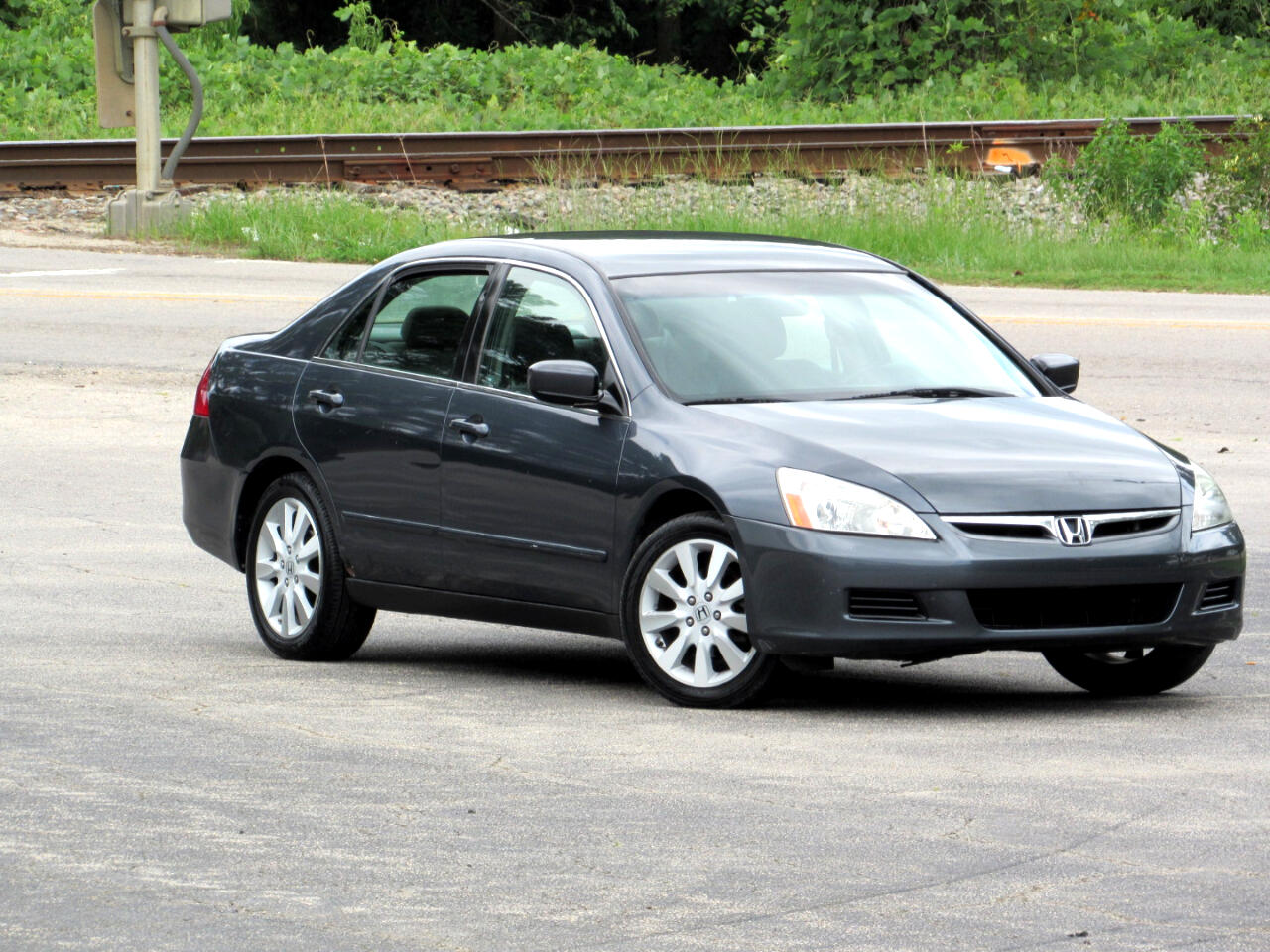 2007 Honda Accord Sdn 4dr V6 AT LX SE