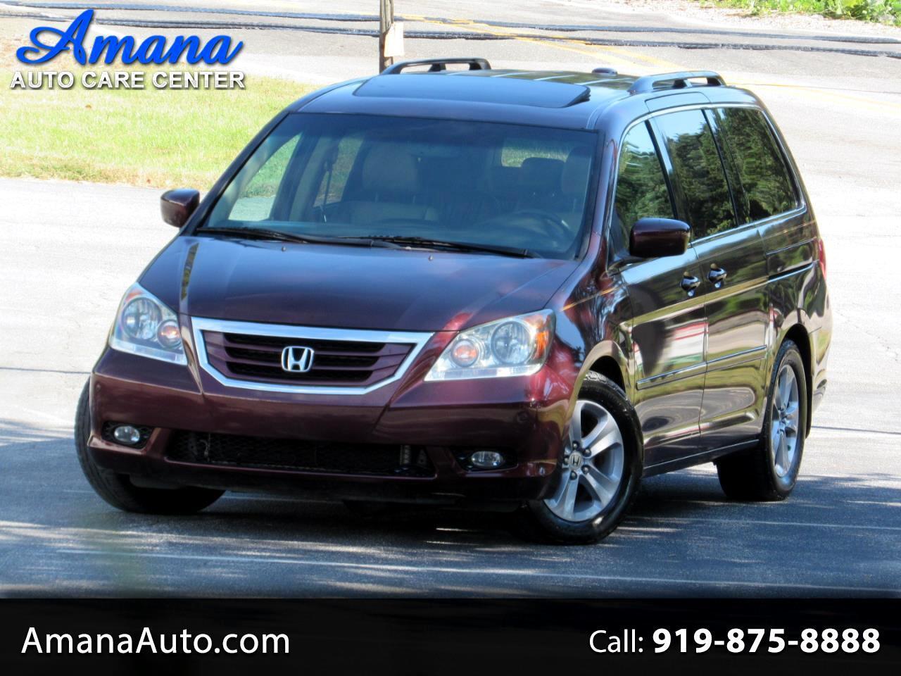 2010 Honda Odyssey 5dr Touring w/RES & Navi