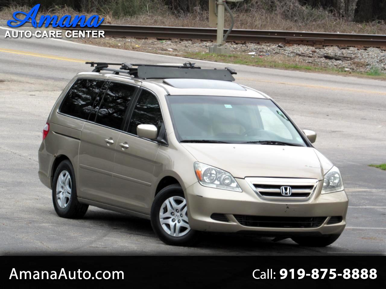 Honda Odyssey EX-L AT 2005