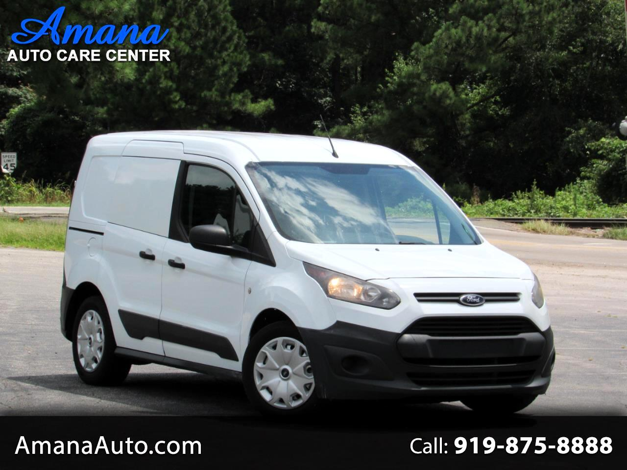 Ford Transit Connect SWB XL 2014