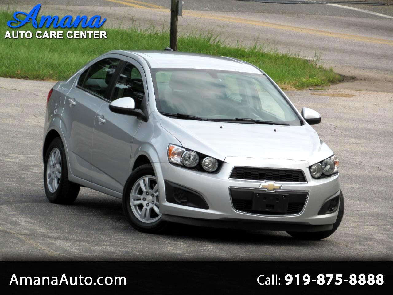 Chevrolet Sonic 4dr Sdn Auto LT 2014