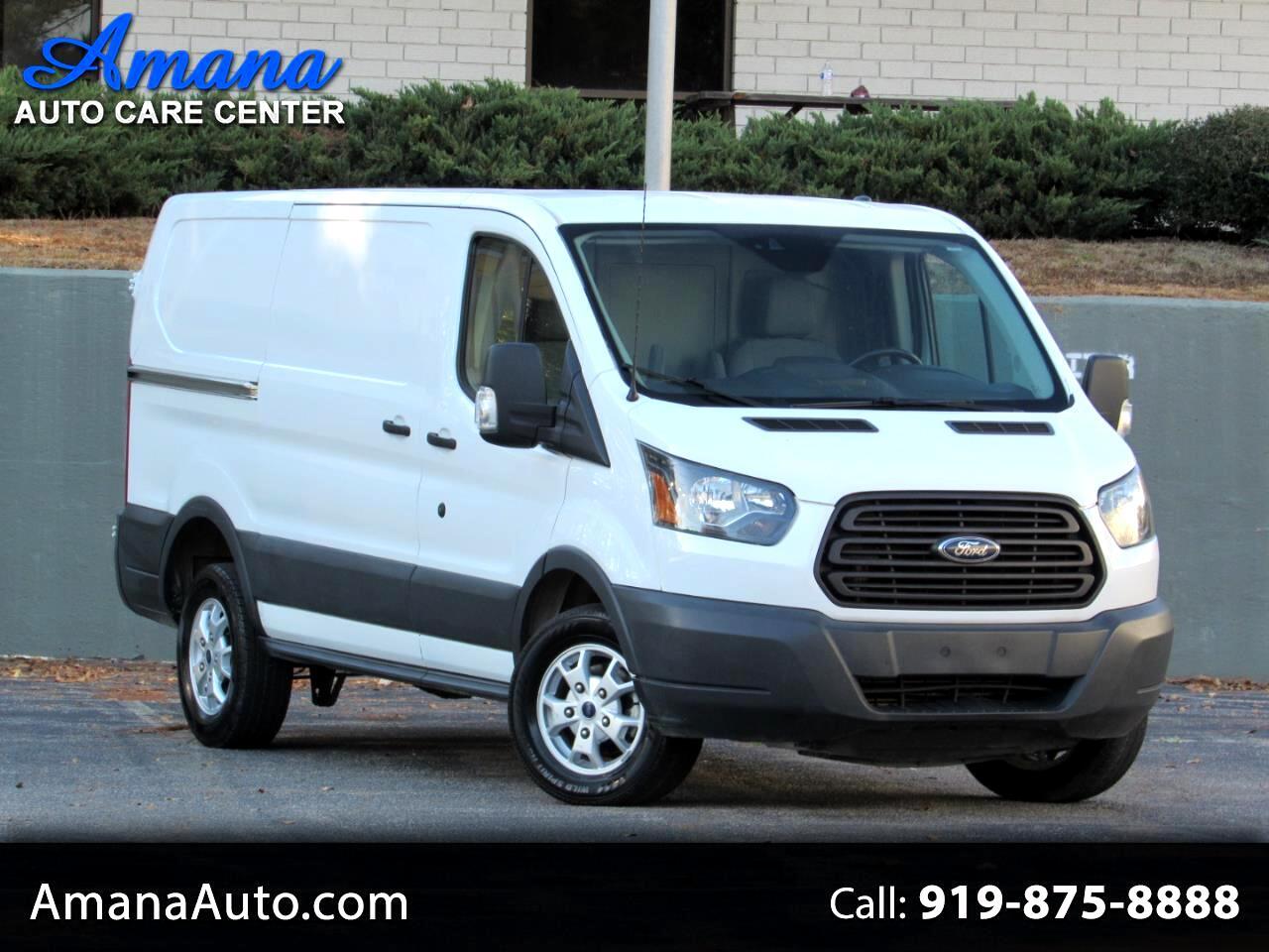 "Ford Transit Cargo Van T-250 130"" Low Rf 9000 GVWR Sliding RH Dr 2015"