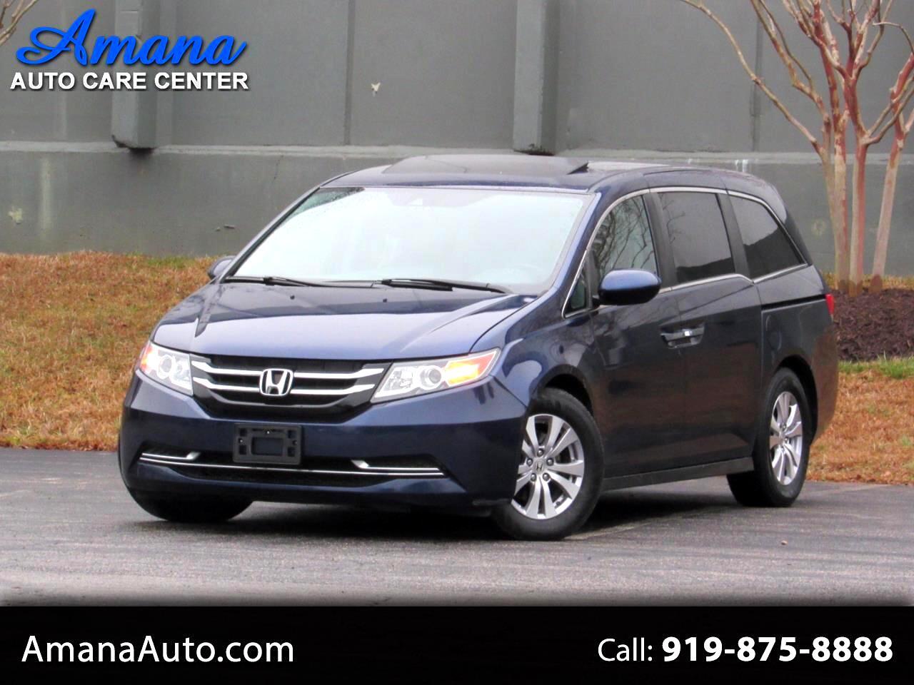 Honda Odyssey 5dr EX-L 2015