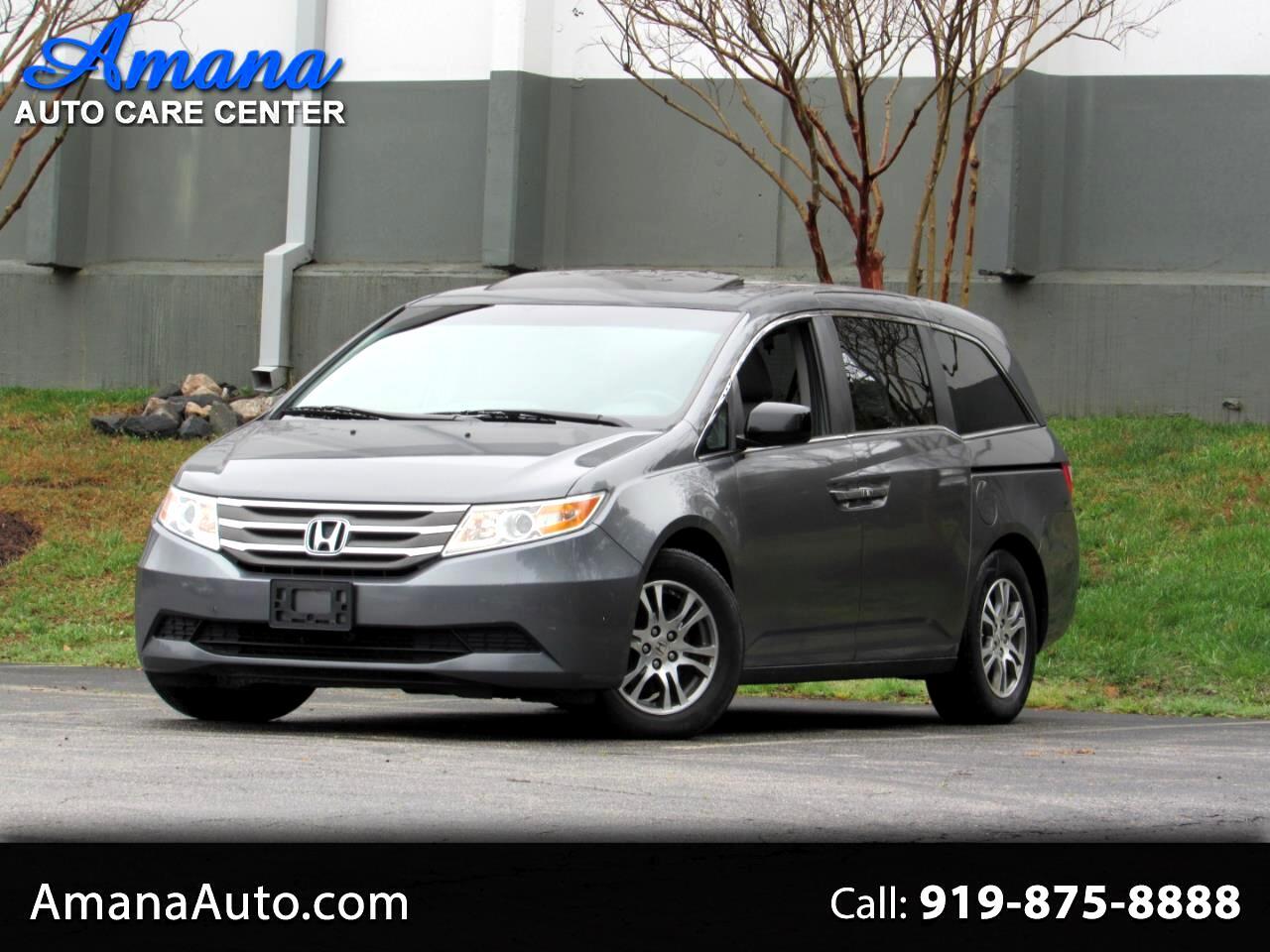 Honda Odyssey 5dr EX-L 2012