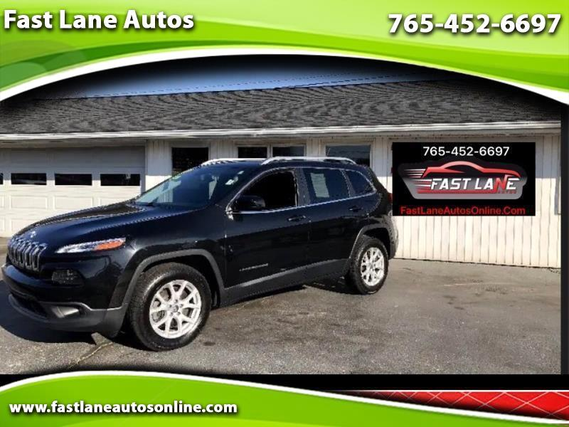 Jeep Cherokee 4WD 4dr Altitude 2015