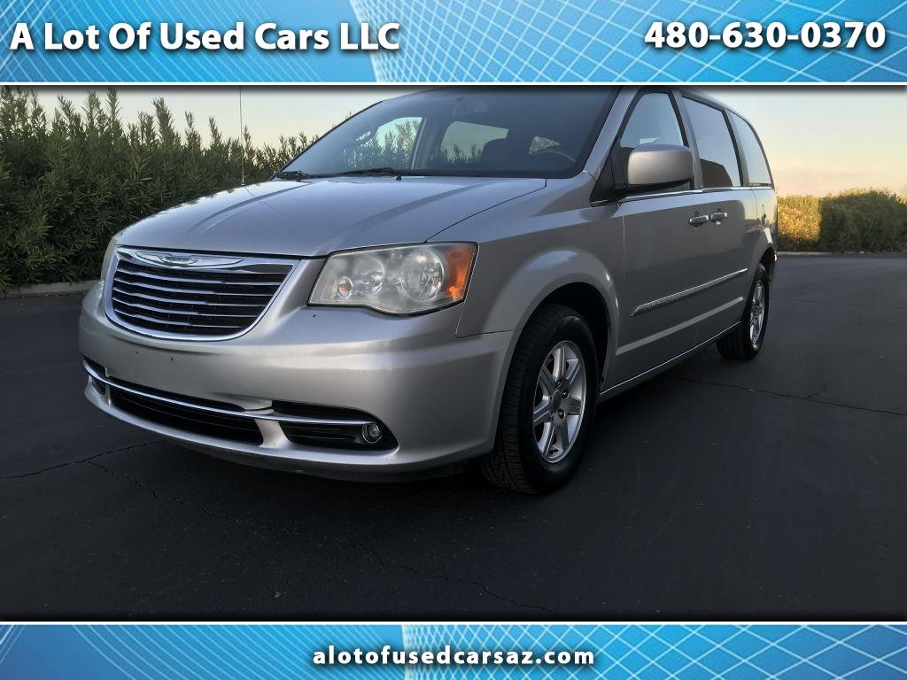 Chrysler Town & Country 4dr LWB Touring FWD 2012