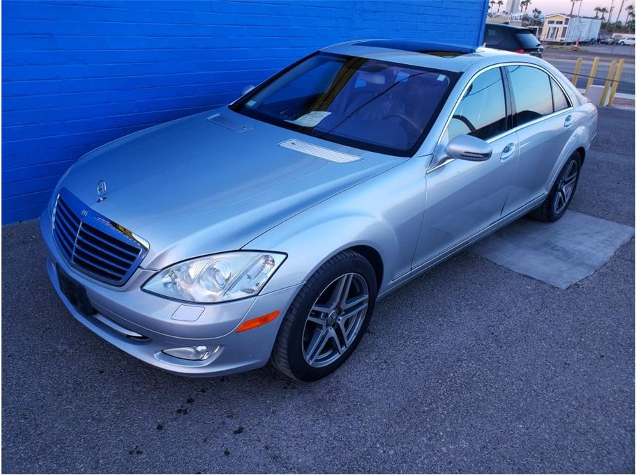 Mercedes-Benz S-Class 4dr Sdn S 550 RWD 2008