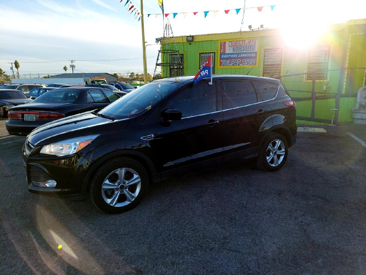 Ford Escape FWD 4dr I4 Auto XLT 2014