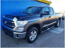 Toyota Tundra 4WD 1794 Edition CrewMax 5.5' Bed 5.7L (Natl) 2014
