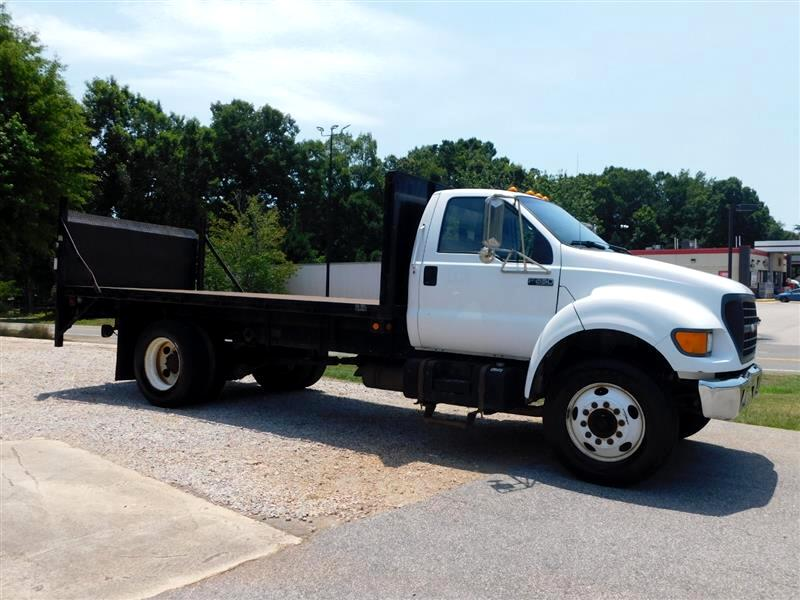Ford Super Duty F-650  2000