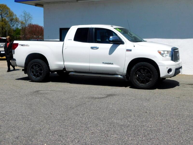 Toyota Tundra Limited 5.7L Double Cab 4WD 2013