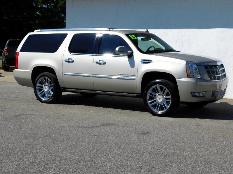 Cadillac Escalade ESV AWD Platinum 2013