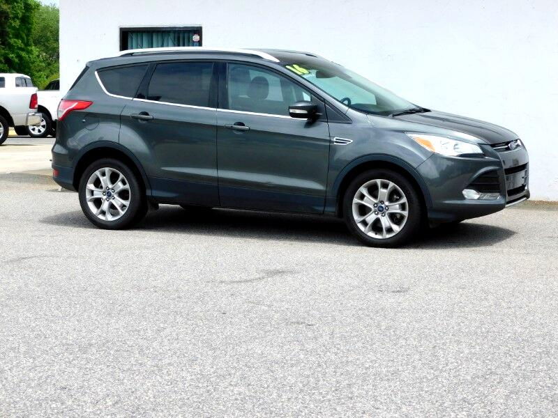 Ford Escape Titanium FWD 2016