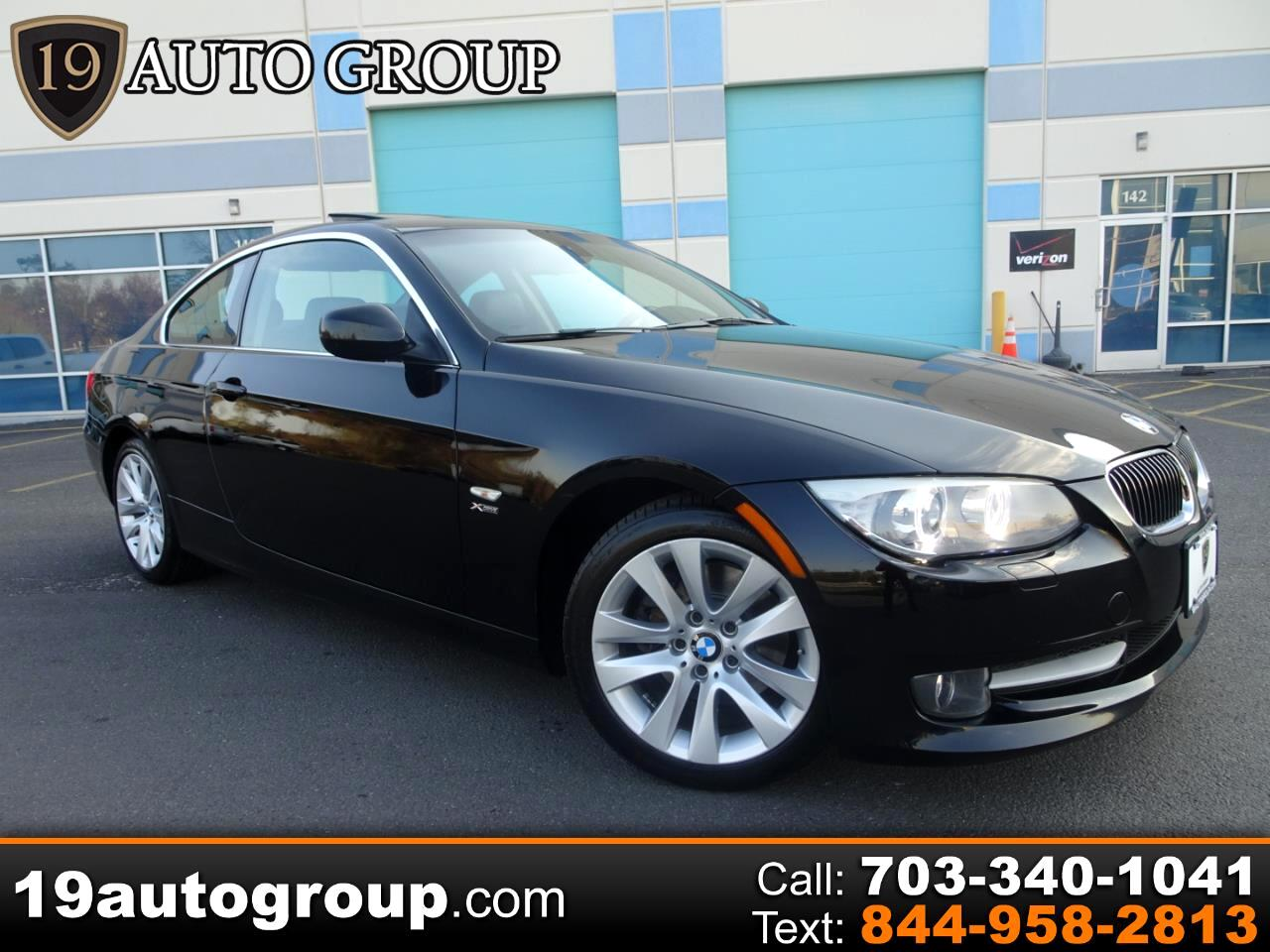 BMW 3-Series 328i xDrive Coupe - SULEV 2011