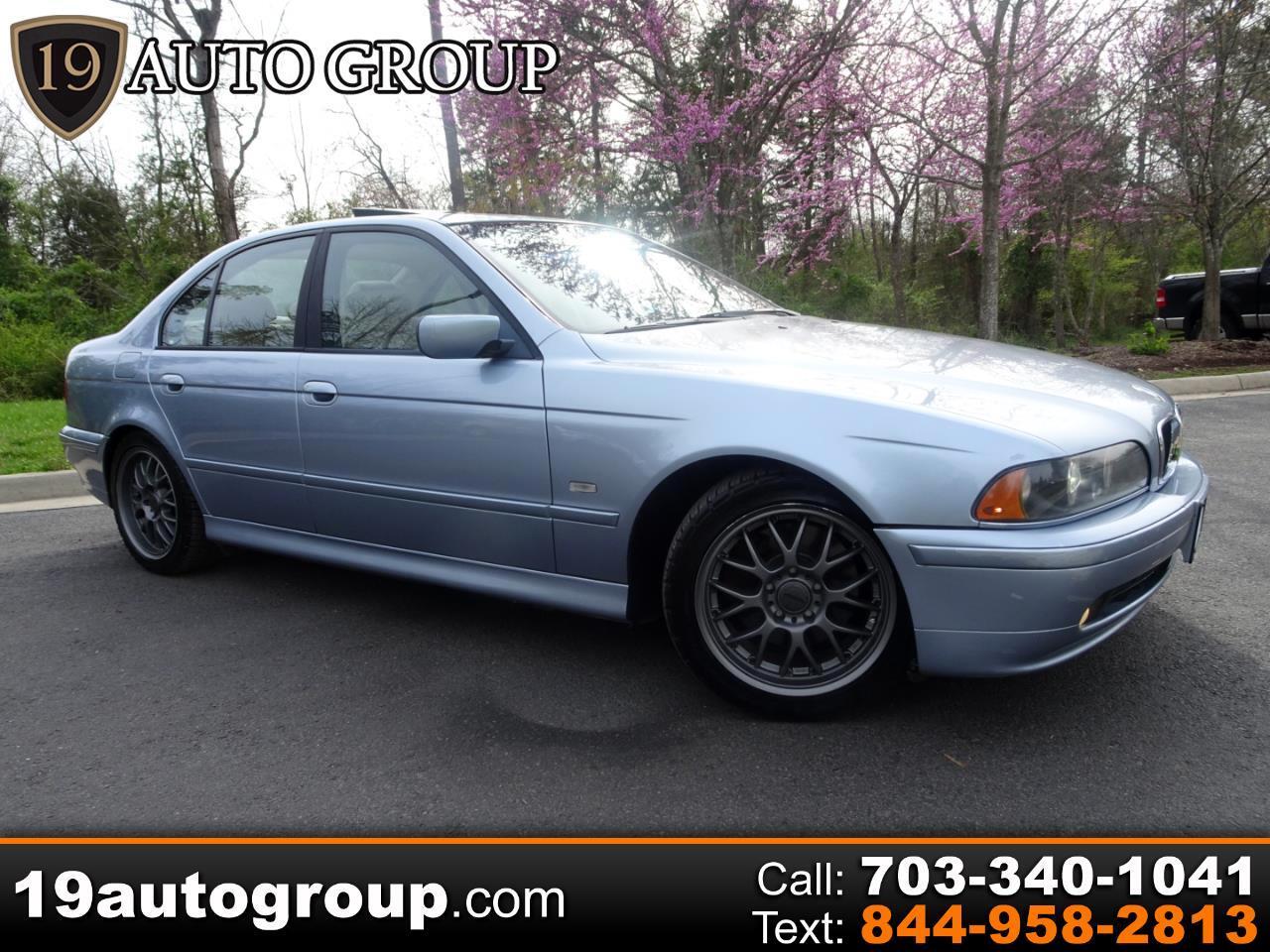 BMW 5-Series 530i 2003