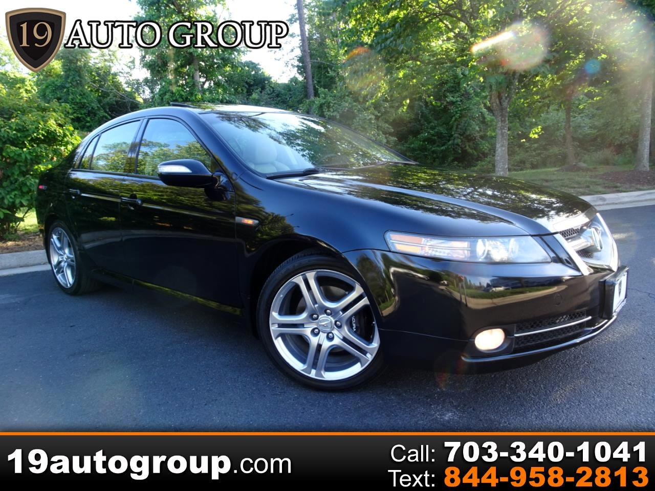Acura TL Type-S 5-Speed AT 2007