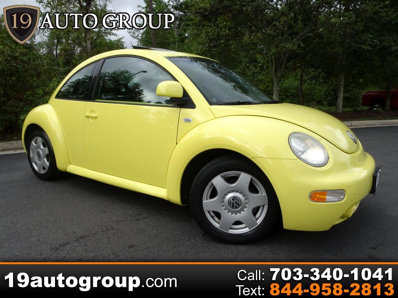 Volkswagen New Beetle GLS 2.0 1999