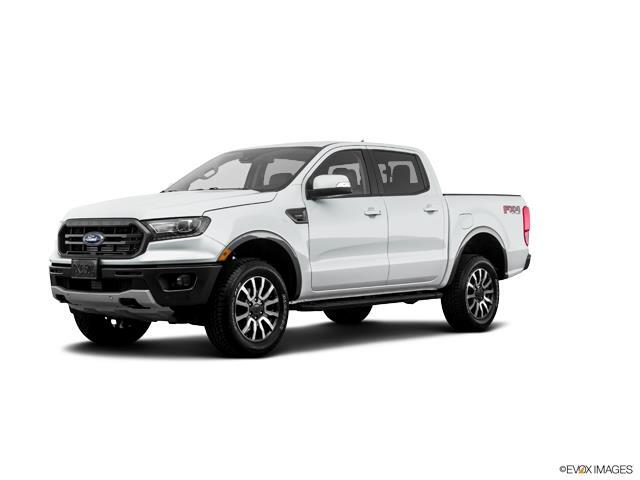 Ford Ranger XL SuperCrew 4WD 2020