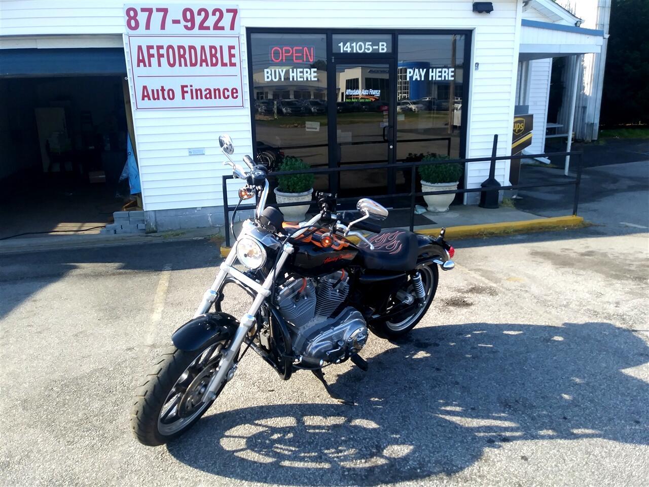 Harley-Davidson XL883L  2013