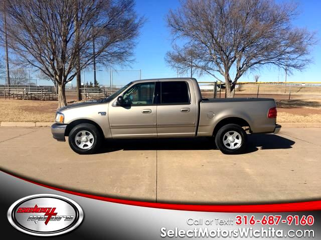 2003 Ford F-150 XLT SuperCrew Short Bed 2WD