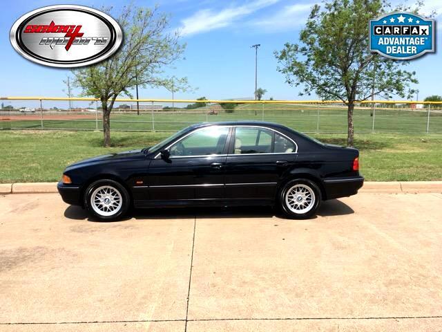 2000 BMW 5-Series 528i