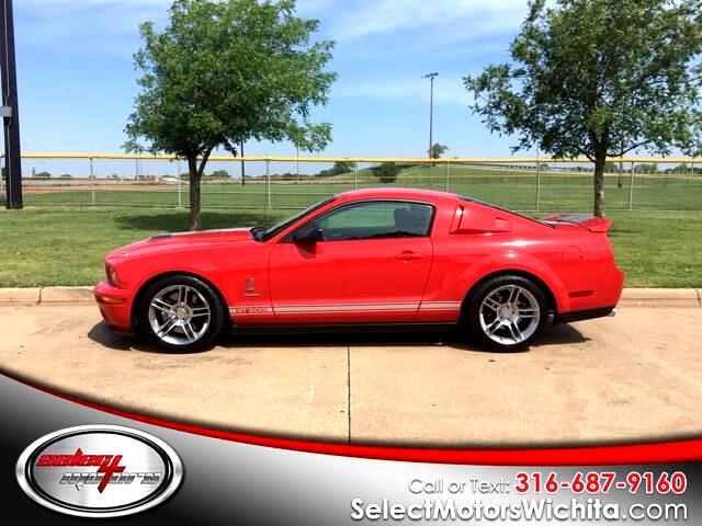 2008 Ford Shelby GT500 Coupe