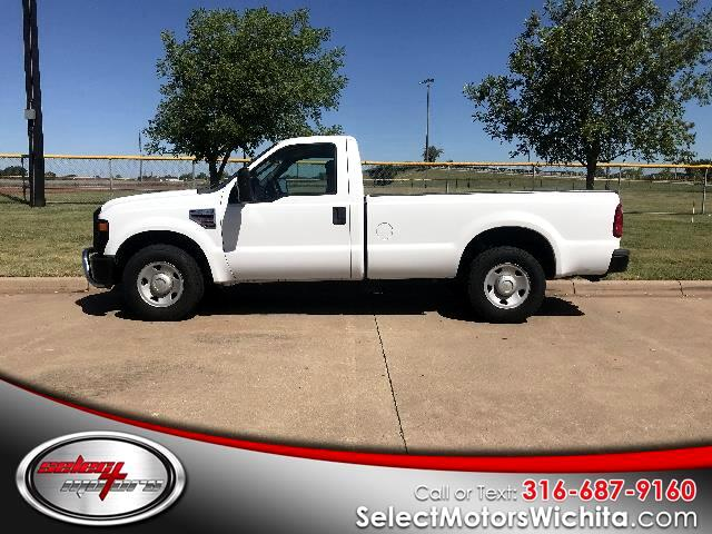2008 Ford F-250 SD XLT 2WD