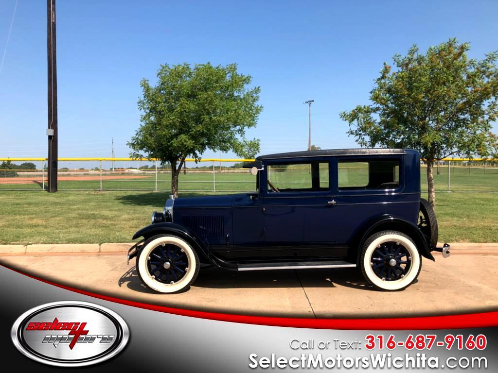 1926 Buick Standard Six Base