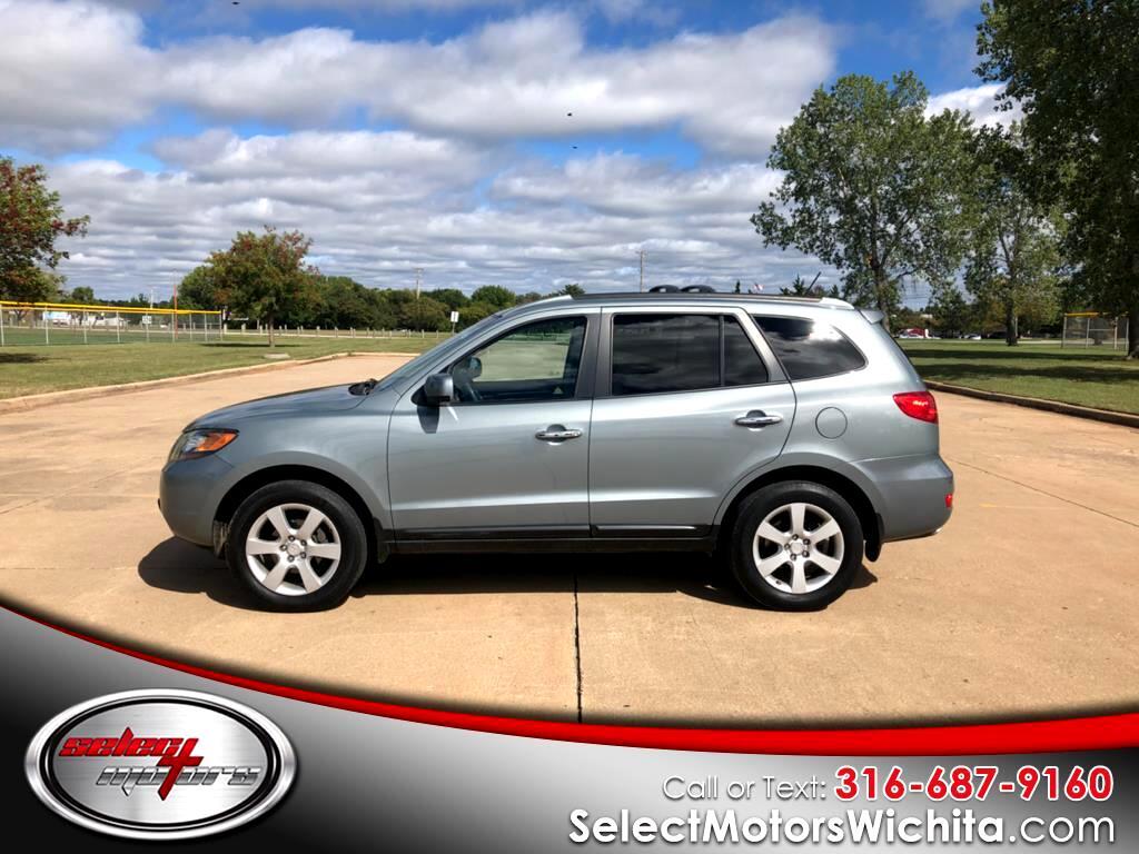 2007 Hyundai Santa Fe FWD 4dr Auto Limited w/XM