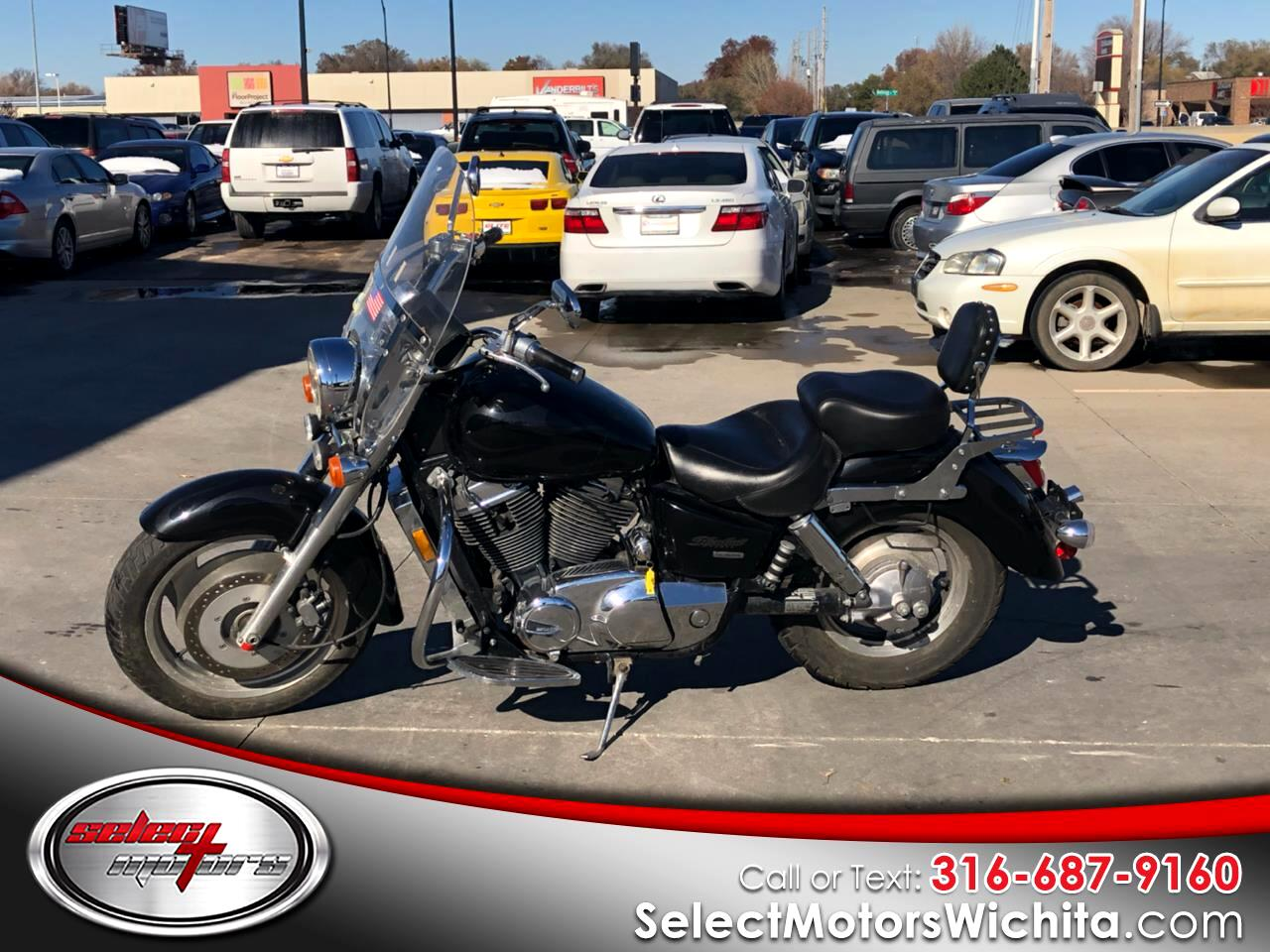 2004 Honda Shadow VT750